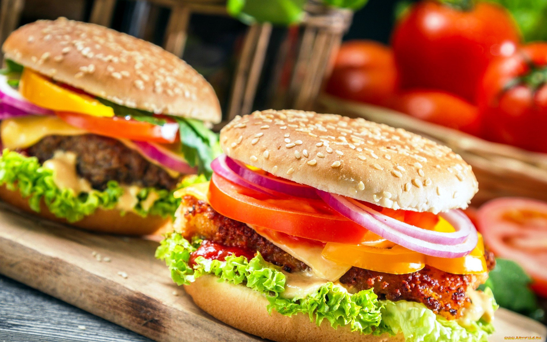 позабыли, картинка про гамбургер знала